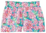 Mud Pie Delaney Floral Shorts