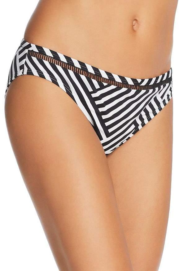 Tommy Bahama Fractured Stripe Hipster Bikini Bottom