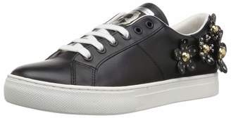 Marc Jacobs Women's Daisy Studded Sneaker Black 40 M US