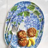 Sur La Table Hydrangea Serving Platters, Set of 3