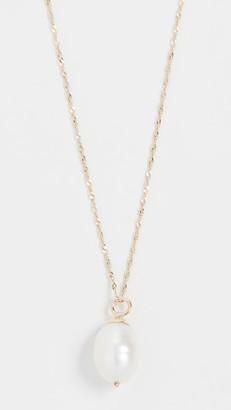 Ariel Gordon Baroque Pearl Drop Necklace