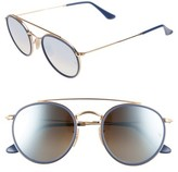 Ray-Ban Women's 51Mm Sunglasses - Gold/ Mirror