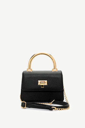 Ardene Small Faux Leather Crossbody Handbag