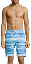 Tommy Bahama Baja Leaf on the Water Swim Shorts