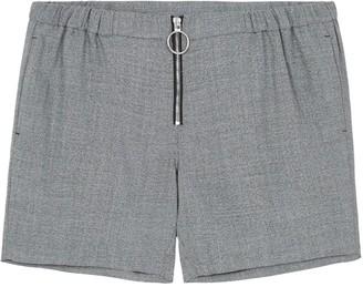Lindsay Nicholas New York Gray Boxer M.I.N.Y. Shorts