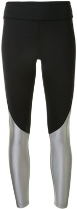 ALALA Captain Ankle panelled leggings