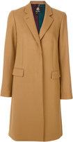 Paul Smith single-breasted coat - women - Nylon/Acetate/Viscose/Wool - 38