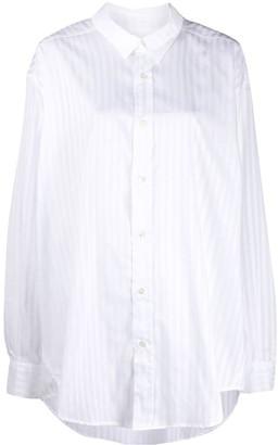 Katharine Hamnett Relaxed Fit Striped Shirt