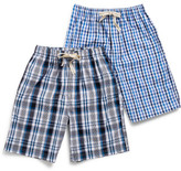 David Jones 2 Pack Woven Shorts