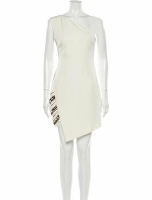 HANEY Silk Mini Dress