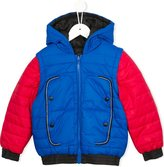 Little Marc Jacobs reversible puffer jacket