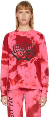 Ashley Williams Pink I Am Precious Long Sleeve T-Shirt