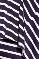 Tart Cartagena striped jersey maxi dress