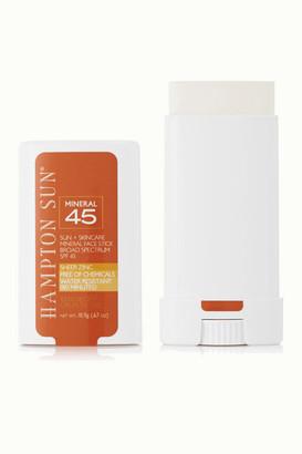 Hampton Sun Spf45 Mineral Face Stick - Colorless