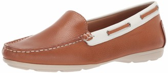 Driver Club USA Women's Genuine Leather Made in Brazil Cape Cod Loafers