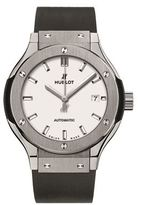 Hublot Classic Fusion Titanium Opalin 33mm Watch