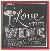 Thirstystone Love the Wine You're With Coaster