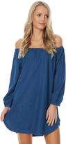 Billabong Puerto Rico Dress Blue