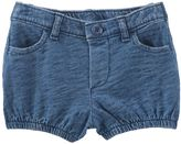 Osh Kosh Baby Girl Slubbed Bubble Shorts
