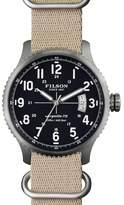 Filson Men's Mackinaw Field Watch, 38mm