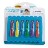 Edushape Bath Tub Art Crayons Bath Toy