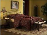 Fashion Bed Legget & Platt B41754 Fenton with frame- Full- Black Walnut