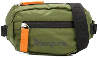 Heron Preston Logo-Print Belt Bag