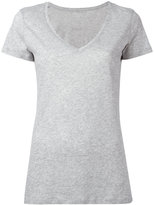 Majestic Filatures V-neck T-shirt - women - Cotton - I
