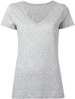Majestic Filatures V-neck T-shirt
