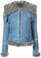 Sandy Liang Skyla Moto Jacket