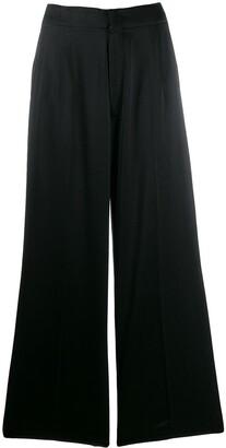 Yohji Yamamoto Pre-Owned '1990s Wide-Leg Trousers