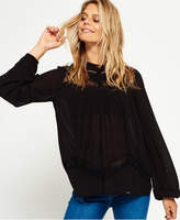 Superdry Daisy Floaty Blouse