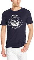 Nautica Men's Atlantic Nyc Graphic T-Shirt