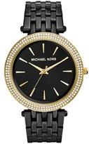MICHAEL Michael Kors Women's Michael Kors 'Darci' Crystal Bezel Bracelet Watch, 39Mm