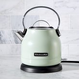 Crate & Barrel KitchenAid ® Pistachio Electric Kettle