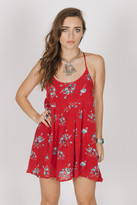 Raga The Sangria Short Dress