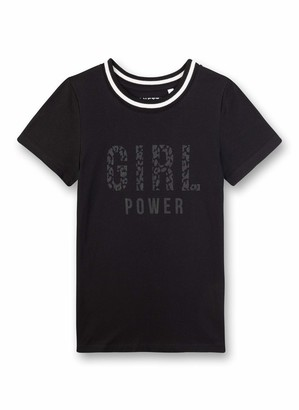 Sanetta Girl's T-Shirt Pyjama Top