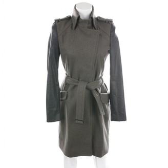 Drykorn Green Wool Jacket for Women