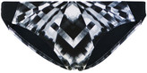 Rip Curl Black Classic Bikini panties Bomb Chakra BLACK