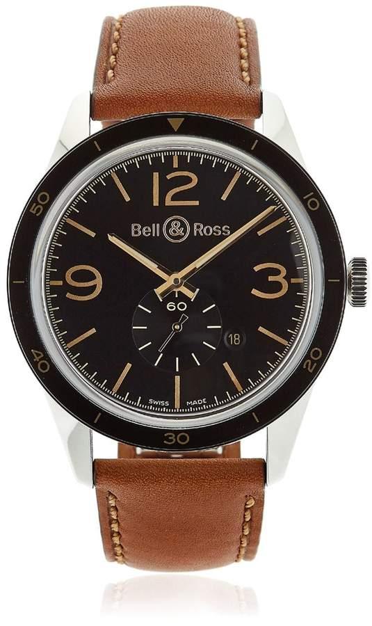 Bell & Ross Br 123 Steel Golden Heritage Watch