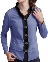 Neon Buddha Laren Shirt - Stretch Cotton, Long Sleeve (For Women)