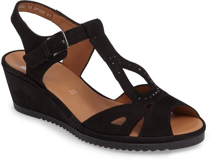 ara Wedge Sandal