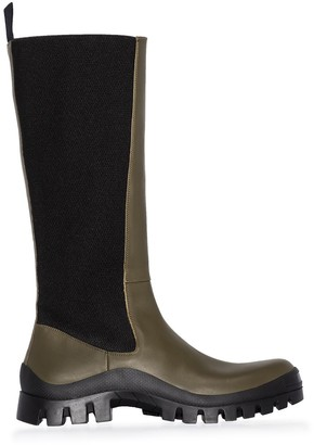 ATP ATELIER Bitonto mid-calf boots