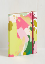 Chronicle Books Artful Acknowledgement Notebook