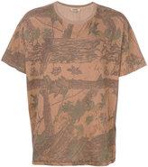 Yeezy Season 4 tree print T-shirt - unisex - Cotton - S