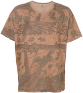 Yeezy Season 4 tree print T-shirt