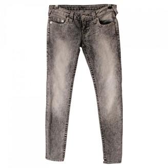 True Religion Grey Denim - Jeans Jeans for Women