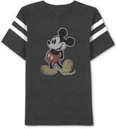 JEM Men's Big & Tall Mickey Mouse Graphic-Print T-Shirt