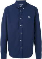 Kenzo Mini Tiger button down shirt - men - Cotton - M