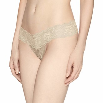 Cosabella Women's Plus Size Say Never Cutie Lowrider Thong